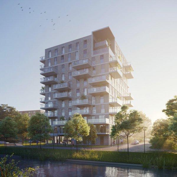Nieuwbouwproject Point of View te Nieuwegein