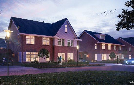 Nieuwbouwproject Eschwonen te Borne