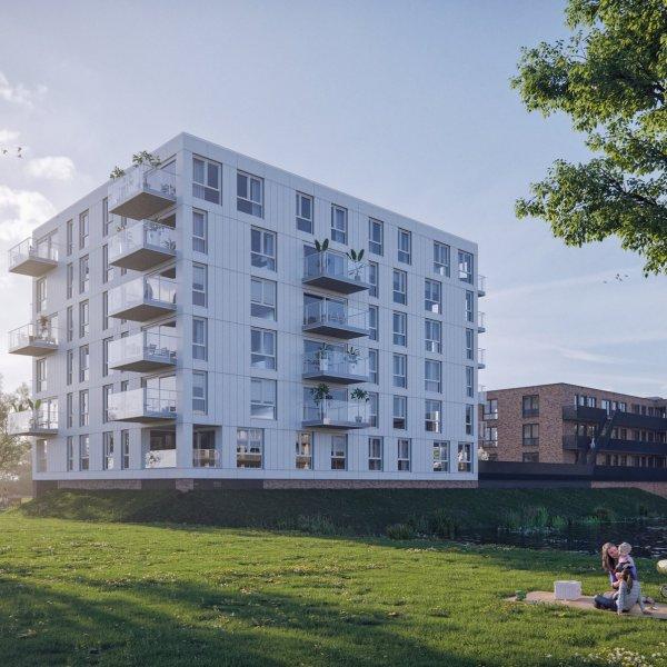 Nieuwbouwproject PARCK030 in Utrecht