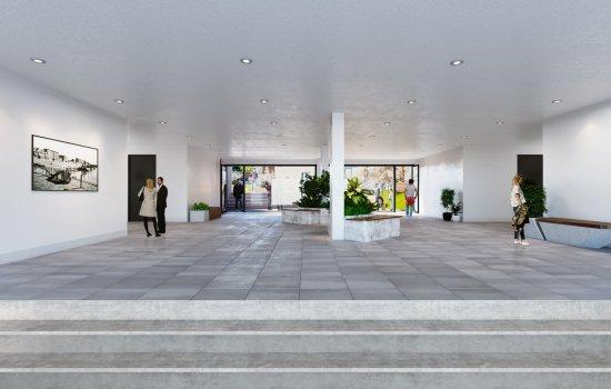 Nieuwbouwproject Het Boegbeeld te Den Haag