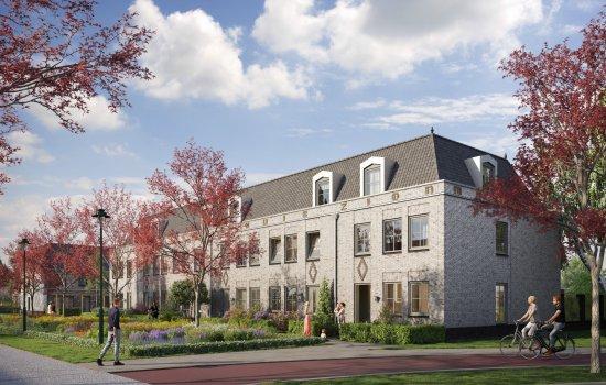 Nieuwbouwproject Buitenplaats Syon te Rijswijk