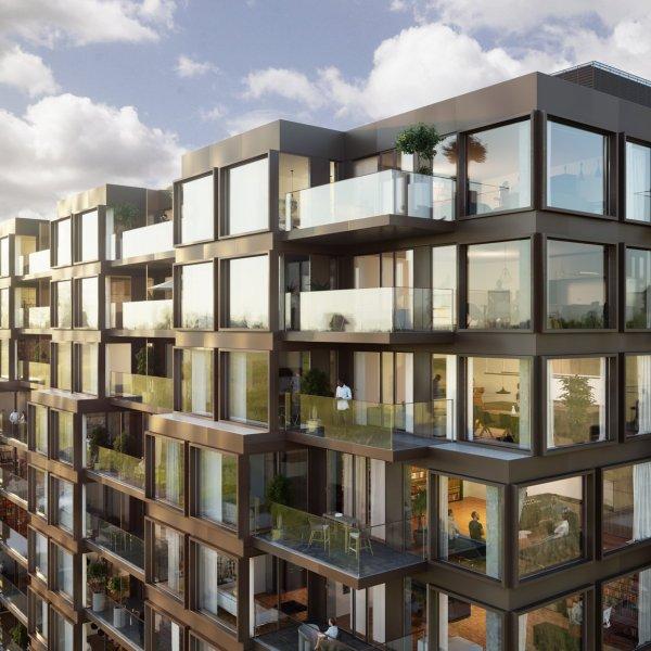 Nieuwbouwproject The Minister te Rijswijk