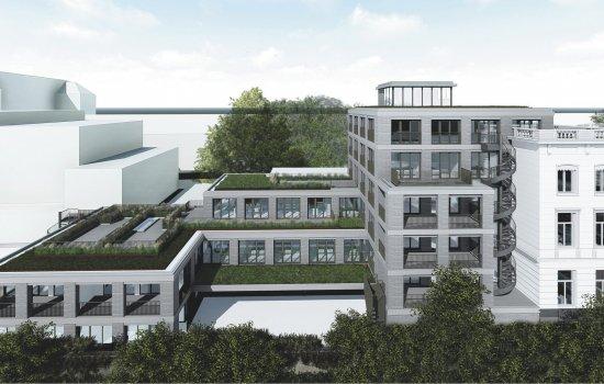 Nieuwbouwproject De Sophia - Sophialaan 3 te Den Haag