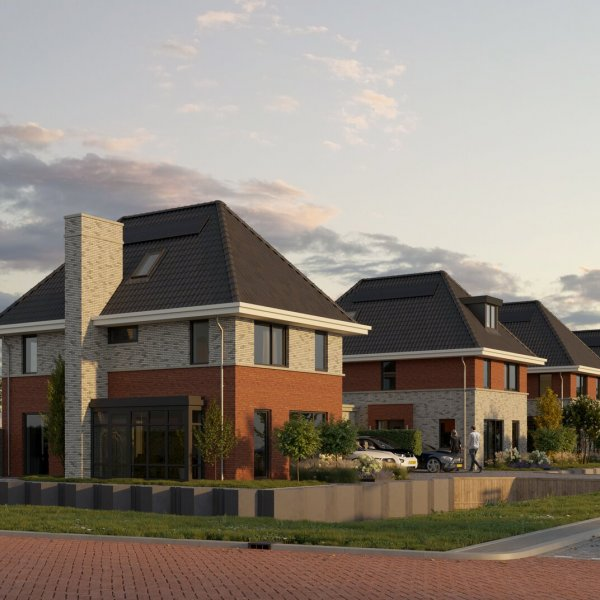 Nieuwbouwproject Zilverkwartier te Wateringen