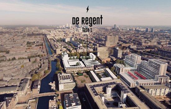 Nieuwbouwproject De Regent fase 1 - Energiekwartier te Den Haag