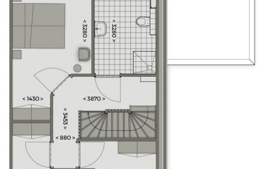 Nieuwbouwproject Beekwoude, fase 4 te Enschede