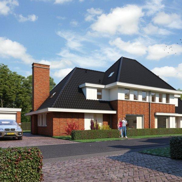 Nieuwbouwproject Esserdael te Haren Gn