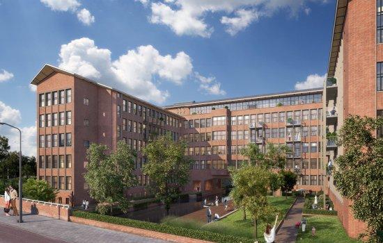 Nieuwbouwproject PlesmanDuin te Den Haag