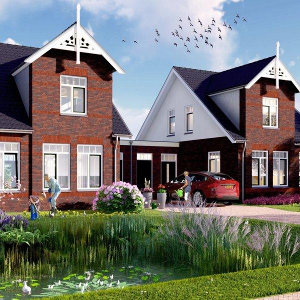 Nieuwbouwproject Madepolderweg 25 - 27 te Den Haag