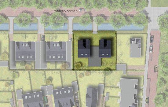 Nieuwbouwproject Madepolderweg 25-27 Den Haag te Den Haag