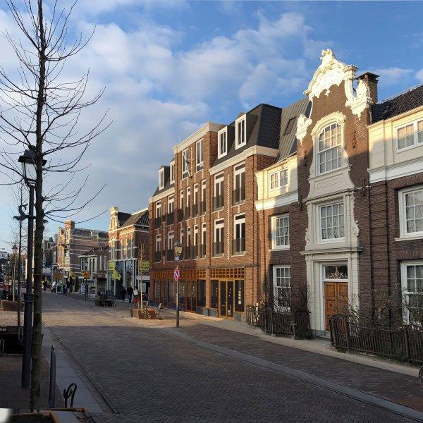 Nieuwbouwproject De Bankier in Zaandam