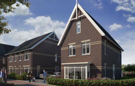 Nieuwbouwproject De Laares - Ooster Es te Enschede