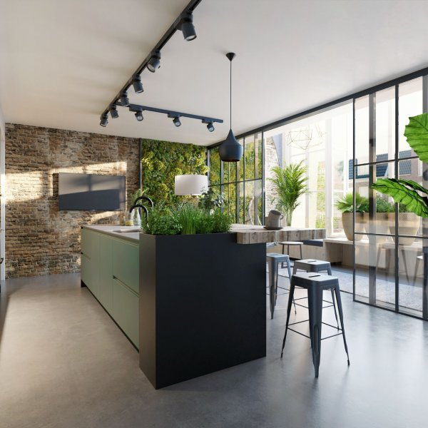 Nieuwbouwproject Lubro in Utrecht