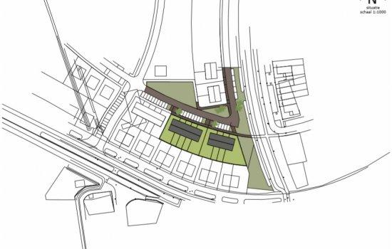 Nieuwbouwproject De Saller fase 7 te Losser