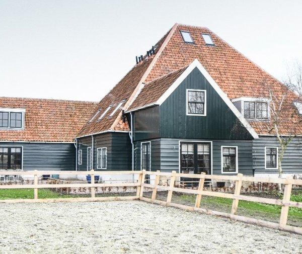 Nieuwbouwproject Huize 104 in Wijdewormer