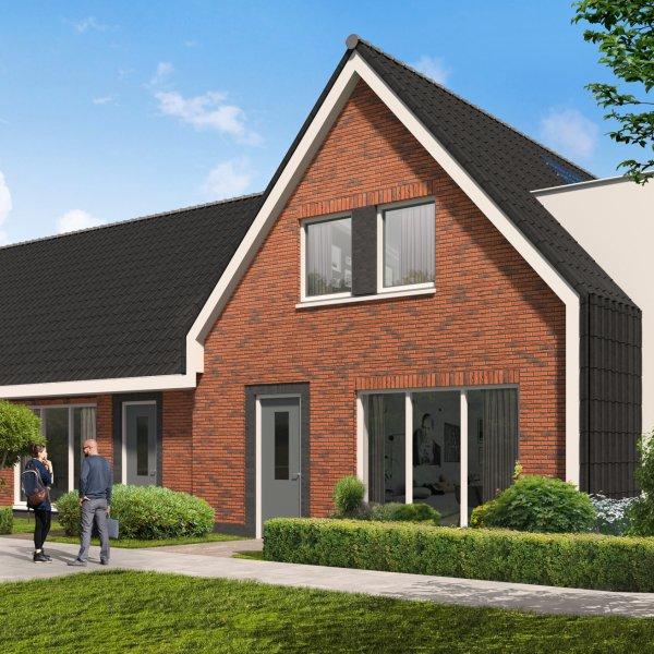 Nieuwbouwproject Eersel - Kerkebogten - 23 woningen in Eersel