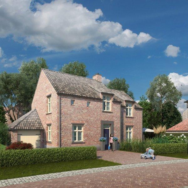 Nieuwbouwproject CottageBuiten Fase 3 in Waddinxveen