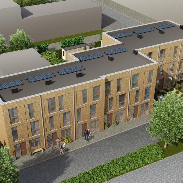 Nieuwbouwproject Sternstraat in Wormer