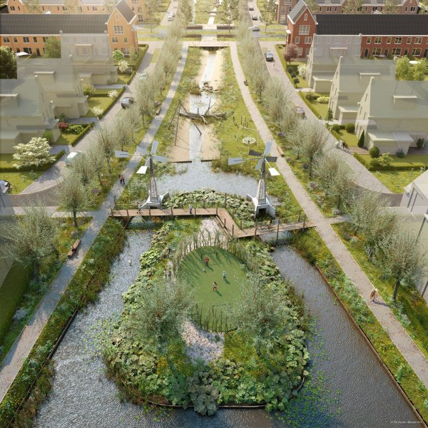 Nieuwbouwproject Gouwse Tuinen fase 2 in Gouda