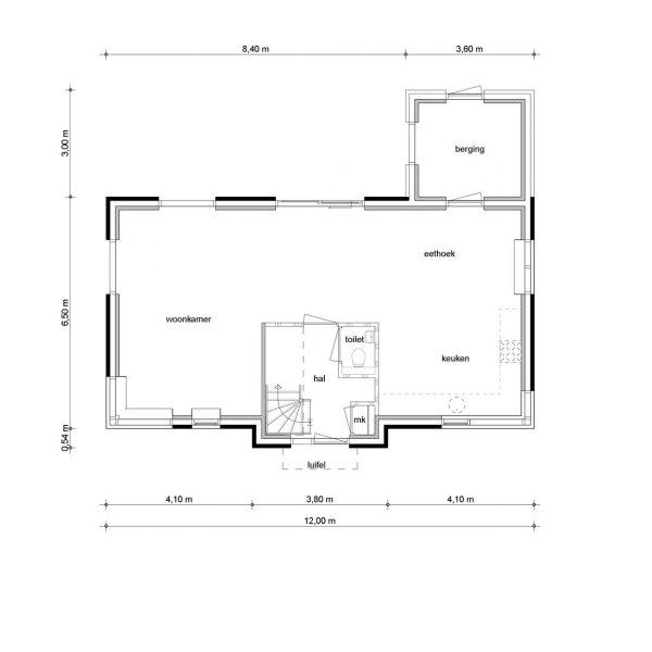 Nieuwbouwproject De Binnentuinen in 's-Gravenhage