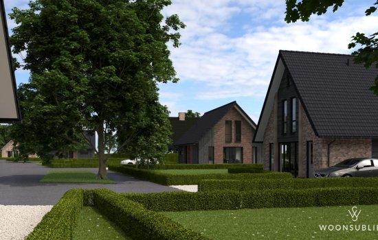Nieuwbouwproject Hofwoningen Cellarius te Deventer