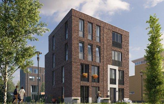 Nieuwbouwproject Signatuur te Groningen