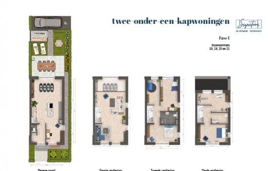 Nieuwbouwproject Signatuur fase 1 te Groningen