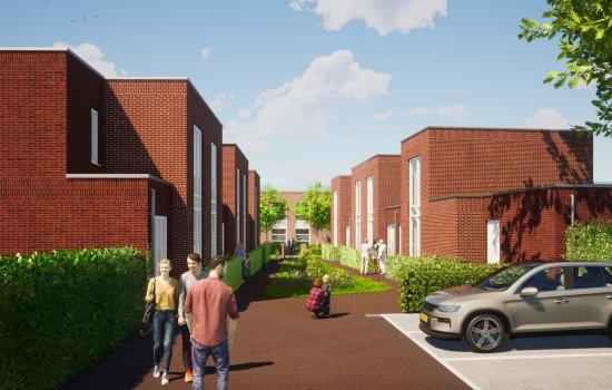 Nieuwbouwproject Wonen in Ugchelen - De Witte te Ugchelen