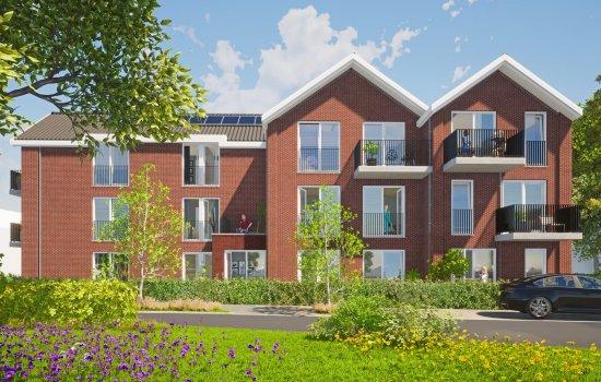 Nieuwbouwproject Wonen in Ugchelen - De Watermolen te Ugchelen