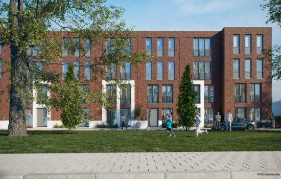 Nieuwbouwproject Signatuur fase 2 te Groningen