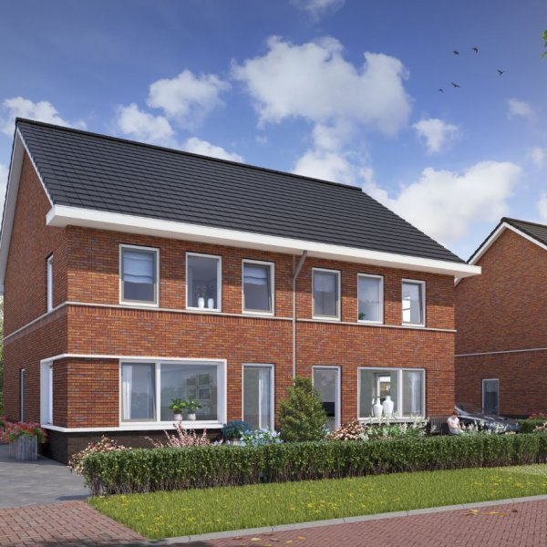 Nieuwbouwproject Munster | fase 1 in Winsum