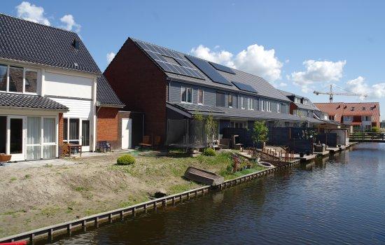 Nieuwbouwproject Waterrijk - Deel 1  te Boskoop