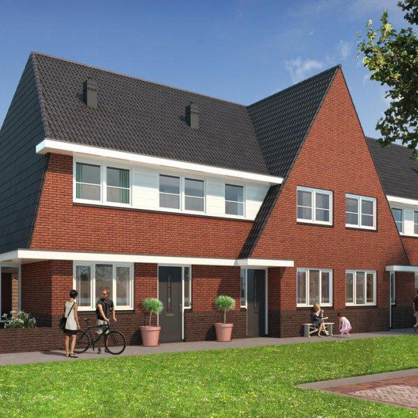 Nieuwbouwproject Antoniuskwartier fase 2 in Utrecht