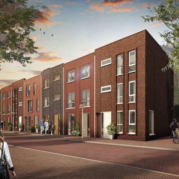 Nieuwbouwproject StadsZeggelt te Enschede