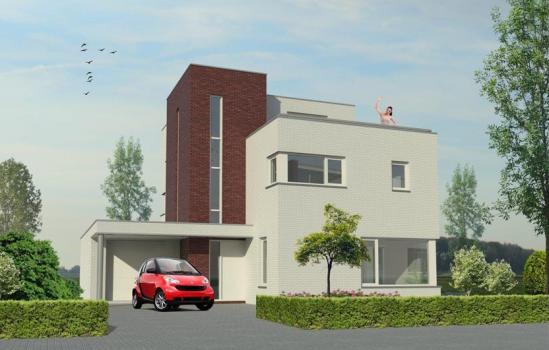 Nieuwbouwproject ZO! Zuiderzon te Zuidhorn