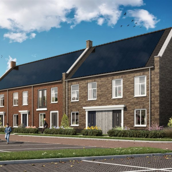 Nieuwbouwproject Anna's Hoeve in HILVERSUM