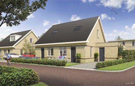 Nieuwbouwproject Woolderpark te Hengelo