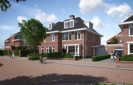 Nieuwbouwproject Villapark Eikelenburgh te Rijswijk