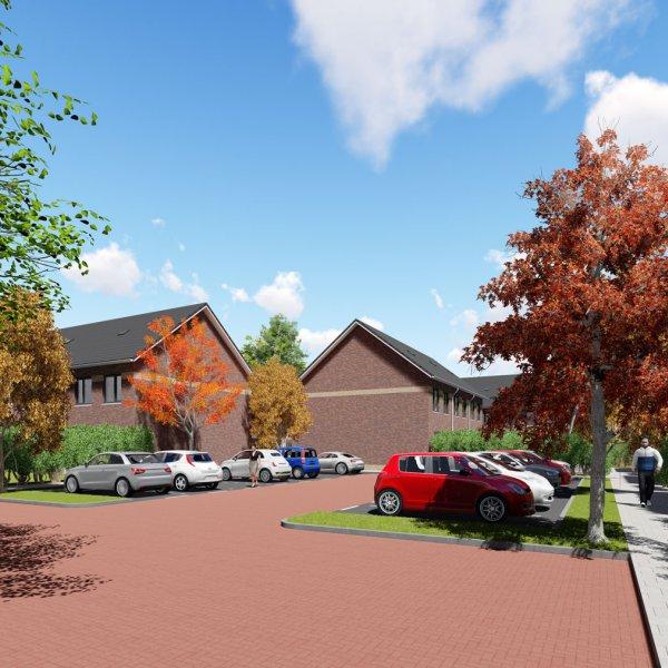 Nieuwbouwproject Park de Weer - Fase 2 in Zaandam