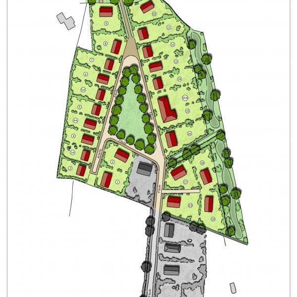 Nieuwbouwproject Soerendonk - de Pompers in Soerendonk
