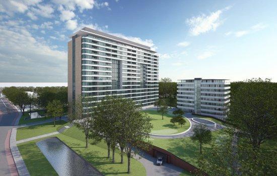 Nieuwbouwproject Park Hoog Oostduin HUUR te Den Haag