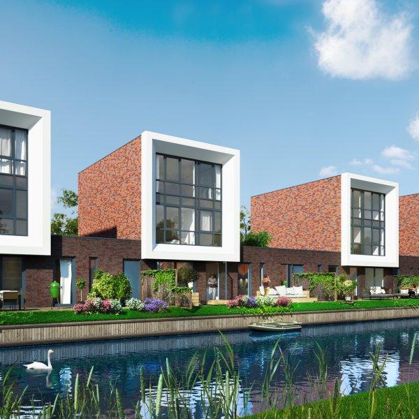 Nieuwbouwproject 't Rietcarré in Groningen
