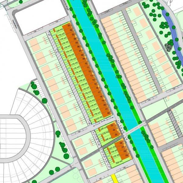 Nieuwbouwproject Helpermaar | Singelwoningen fase 3 (bouwno. 23 t/m 29) in Groningen