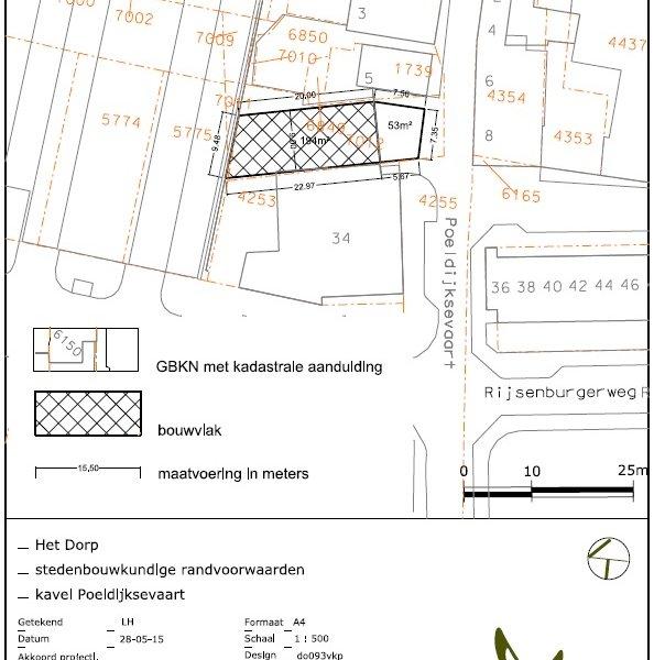 Nieuwbouwproject Poeldijksevaart in Poeldijk