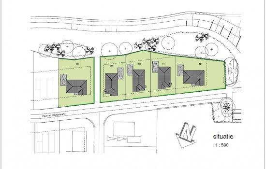Nieuwbouwproject Noordhof te Den Haag