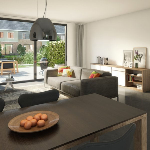 Nieuwbouwproject Groenhout in Zaandam