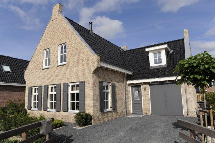 Wonen naar wens projecten lamberink kavel huis for Kavel en huis magazine