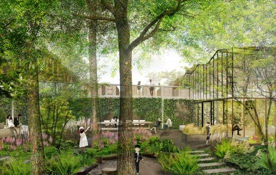 Nieuwbouwproject KAS en CO-wonen te Utrecht
