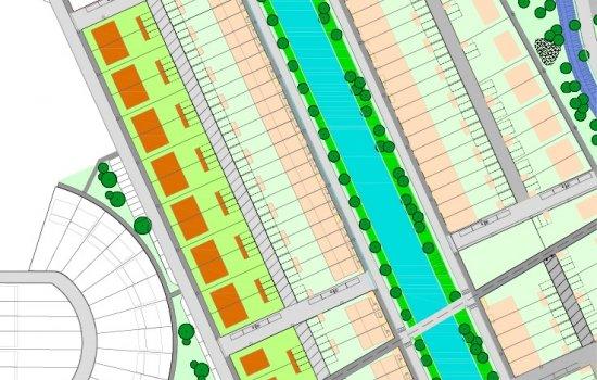 Nieuwbouwproject Polderrandwoningen te Groningen