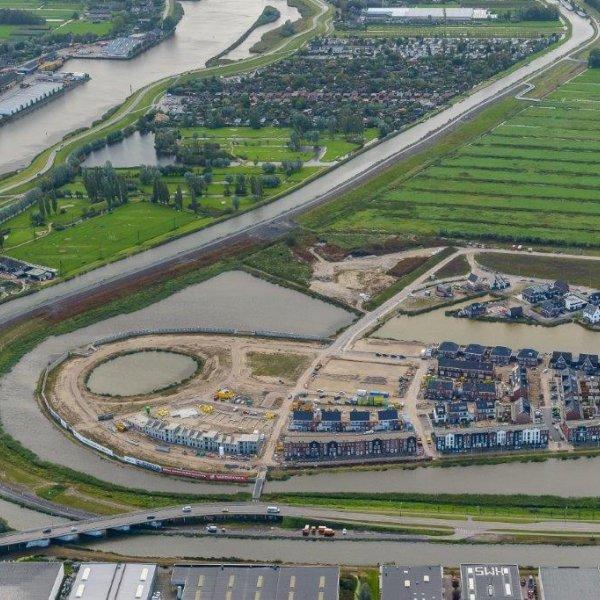 Nieuwbouwproject Aan de nieuwe Stadskade  in Gouda